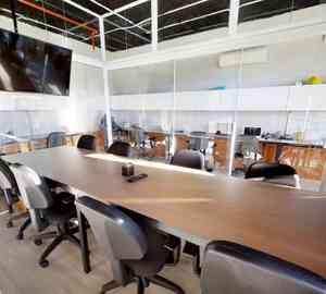 Sala de reunião - Sala Verbo Divino - Ch. Sto Antônio (SP)